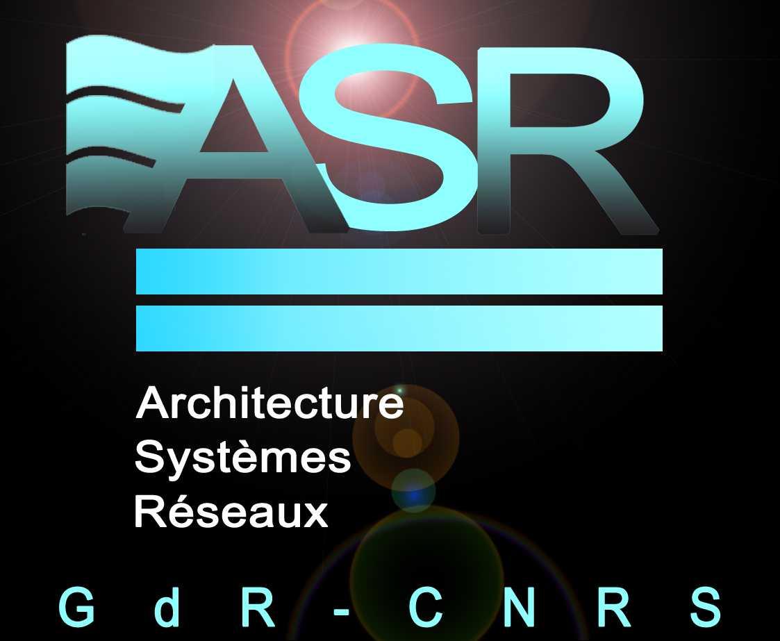 ASR - CNRS